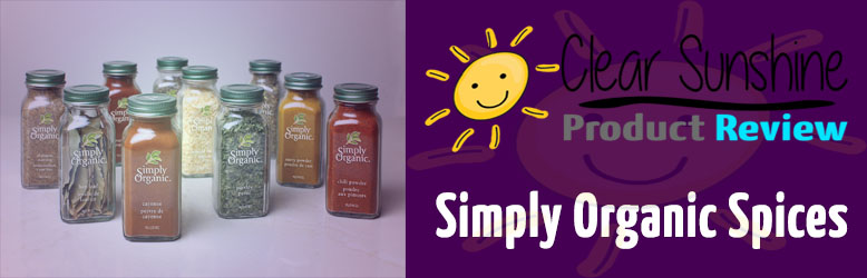 Simply Organic Spices Review