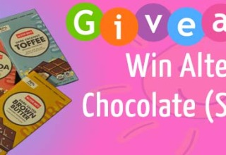 Alter Eco Chocolate Giveaway (Nov. 7th – Dec. 6th)