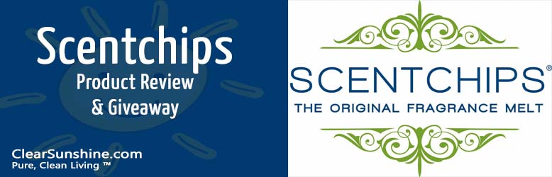 Scentchips Product Review & Giveaway