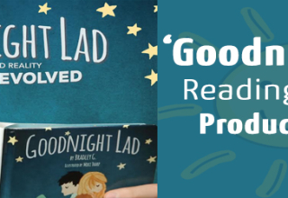 """Goodnight Lad"" App & Book Review"